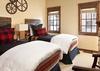 Guest Bedroom 2 - Shooting Star Cabin 08 - Teton Village Luxury Villa Rental