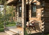 Front Deck - Four Pines 14 - Teton Village - Luxury Cabin Rental