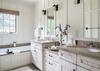 Master Bathroom - Shooting Star Cabin 02 - Teton Village - Luxury Villa Rental