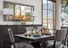 Dining - Four Pines 102 - Teton Village Luxury Villa Rental