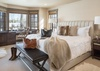 Master Bedroom - Golf & Tennis Cabin 15 - Jackson Hole, WY - Luxury Villa Rental