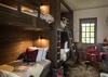 Bunk Room - Shooting Star Cabin 02 - Teton Village - Luxury Villa Rental