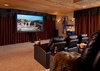 Theater - Shoshone Lodge - Jackson Hole Luxury Villa Rental