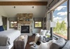 Master Bedroom - Lodge at Shooting Star 03 - Teton Village, WY - Luxury Villa Rental