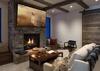 Guest Family Room - Lake Vista - Teton Village Luxury Private Villa Rental