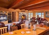 Bar and Media Room - Elk Refuge House -  Jackson Hole, WY - Luxury Vacation Rental