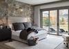 Master Bedroom - Cirque View Homestead - Teton Village, WY - Luxury Villa Rental