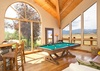 Billiard Table - Home on the Range - Jackson Hole, WY - Luxury Villa Rental