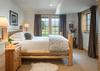 Guest Bed 1 - Two Elk Lodge  - Jackson Hole, WY - Luxury Villa Rental
