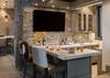 Bar - Cirque View Homestead - Teton Village, WY - Luxury Villa Rental