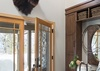 Entry - Grand View Hideout - Jackson Hole, WY - Luxury Vacation Rental