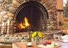 Fireplace - Home on the Range - Jackson Hole Luxury Villa Rental