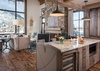 Kitchen - Fish Creek Lodge 08 - Teton Village, WY - Luxury Villa Rental