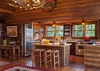 Kitchen - The Cabin - Jackson Hole Luxury Cabin Rental