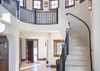 Stairs - Chateau on the West Bank - Jackson Hole, WY -  Luxury Villa Rental