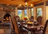 Dining - Home on the Range - Jackson Hole, WY - Luxury Villa Rental