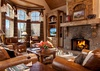 Great Room - Shoshone Lodge - Jackson Hole Luxury Villa Rental
