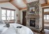Master Bedroom - Paintbrush Retreat - Jackson Hole Luxury Villa Rental