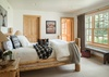 Guest Bedroom 2 - Two Elk Lodge  - Jackson Hole, WY - Luxury Villa Rental
