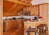 Guest Apartment Kitchen - Lost in the Woods - Wilson, WY - Luxury Villa Rental