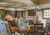 Kitchen and Dining - Shooting Star Cabin 02 - Teton Village - Luxury Villa Rental