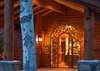 Front Drive and Entry - Home on the Range - Jackson Hole, WY - Luxury Villa Rental