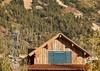 Front Exterior - Fish Creek Lodge 02 - Teton Village Luxury Cabin Rental