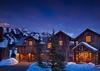 Front Exterior - Shooting Star Cabin 03 - Teton Village Luxury Villa Rental