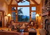 Great Room - Riversong Lodge - Wilson WY Luxury Villa Rental
