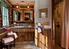 Master Bath - The Cabin - Jackson Hole Luxury Cabin Rental