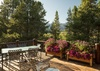 Deck - Rocking V - Wilson WY Private Luxury Villa Rental