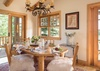 Dining - Two Elk Lodge  - Jackson Hole, WY - Luxury Villa Rental