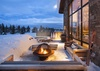 Patio - Fish Creek Lodge 04 - Teton Village, WY - Luxury Villa Rental