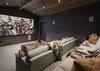 Theater - Cirque View Homestead - Teton Village, WY - Luxury Villa Rental