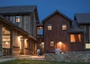 Back Exterior - Four Pines 05 - Teton Village, WY - Luxury Villa Rental