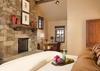 Master Bedroom - Shooting Star Cabin 08 - Teton Village Luxury Villa Rental