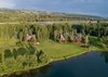 Property Ariel View - Royal and Grizzly Wulff - Jackson Hole Private Luxury Villa Rental