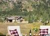 Patio - Four Pines 07 - Teton Village, WY - Luxury Villa Rental