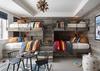 Bunk Room - Summer Wind - Jackson WY - Luxury Villa Rental