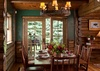 Dining Area - The Cabin - Jackson Hole Luxury Cabin Rental