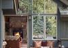 Back Deck - Holly Haus - Teton Village, WY - Luxury Villa Rental