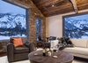 Great Room - Four Pines 06 - Teton Village, WY - Luxury Villa Rental