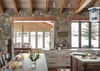 Kitchen - Paintbrush Retreat - Jackson Hole Luxury Villa Rental