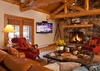 Great Room - Catamount - Teton Village, WY -  Luxury Villa Rental