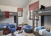 Bunk Room - Four Pines 05 - Teton Village, WY - Luxury Villa Rental