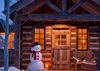 Entry - Shooting Star Cabin 04 - Teton Village, WY - Luxury Villa Rental