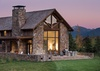 Back Exterior - Lodge at Shooting Star 04 - Teton Village, WY - Luxury Villa Rental