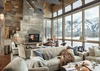 Great Room - Oxbow Lodge - Jackson Hole, WY - Luxury Villa Rental
