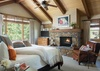 Master Bedroom - Granite Ridge Lodge 03 - Teton Village Luxury Vacation Rental