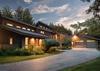 Front Exterior - Sundown - Jackson WY - Luxury Villa Rental